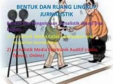 materi jurnalistik