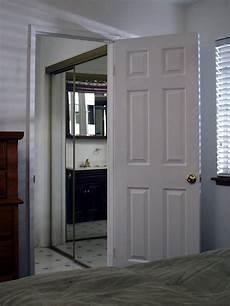 Door With by Replacing A Pocket Door With A Swinging Door Hgtv