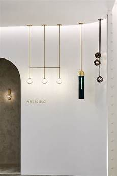 articolo lighting display at est lighting sydney showroom articolo est lighting showroom