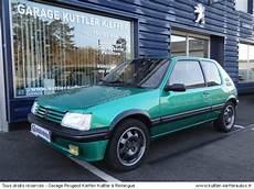 peugeot 205 occasion peugeot 205 gti griffe 1991 occasion auto peugeot 205 gti