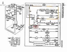 ge refrigerator wiring schematic free wiring diagram