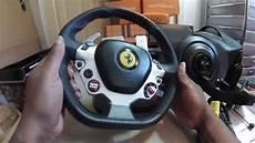 thrustmaster tx race wheel gte wheel add on