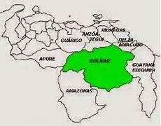 simbolos naturales de la region guayana region guayana flora fauna y sistema economico