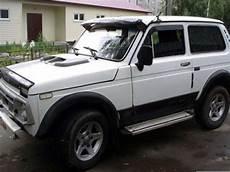 772 Lada Niva 4x4 2121 Tuning Russian Cars