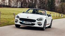 fiat 124 spider review s design special driven top gear