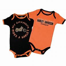 harley davidson baby clothes quot my rides a harley
