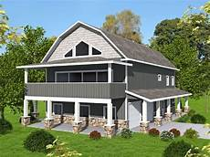 Gambrel Apartment Garage Plans by 34 Best Garage Plans With Gambrel Roofs Images On