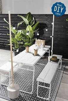 ikea möbel aufwerten balkon diy ideen