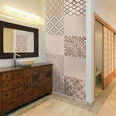 acheter papier peint original motif arabesque