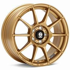 sparco assetto gara rally gold painted