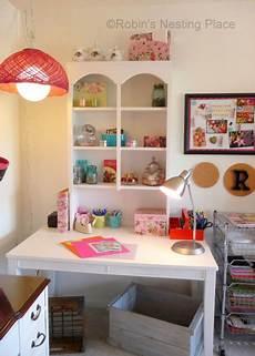 robins nesting place craft room a budget