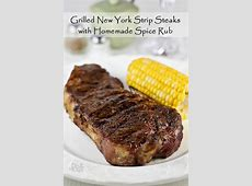 what to do with strip steak