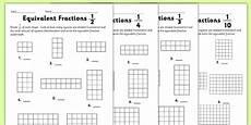 equivalent fractions worksheet equivalent fractions worksheet