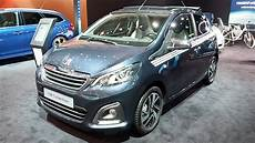 Peugeot 108 Collection 2017 In Detail Review Walkaround