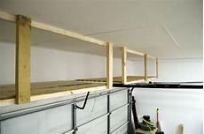 Diy Garage Ceiling Storage The Owner Builder Network