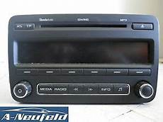 Skoda Fabia 5j Cd Mp3 Radio Swing 5j0035161d Delphi 57