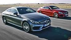 New 2016 Mercedes C Class Coupe Official Trailer