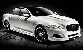 Jaguar XJ News XJ75 Platinum Design Concept Car