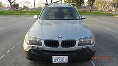 X3 Roof Rack by Sell Used Bmw X3 Suv 2004 Fully Loaded Silver Hitch