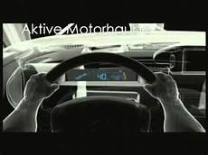 Aktive Motorhaube