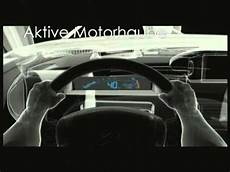 Aktive Motorhaube Mercedes Aktive Motorhaube
