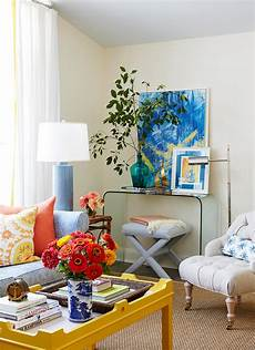 Yellow Home Decor Ideas by Decorating With Yellow Better Homes Gardens