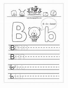 letter b worksheets free printables 23024 free handwriting worksheets for the alphabet free handwriting worksheets letter b worksheets