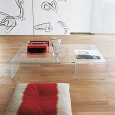 Table Basse Design Rectangulaire En Verre Spider Sovet