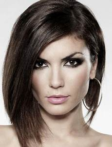 40 medium length haircuts for thick hair