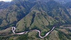 Foto Keindahan Gunung Nona Di Enrekang Tribun Timur