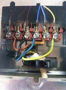 herd anschlie 223 en verkabelung elektrik