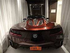 Scooped Tony Starks $9 Million Acura Supercar From The