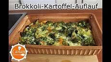 brokkoli kartoffel auflauf auf t 252 rkische schnell