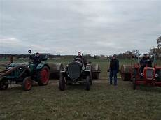 Vorbereitungen Zum 6 Traktortreffen