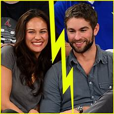 chace freundin rachelle goulding photos news and just jared