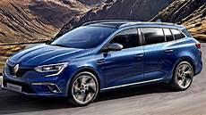Renault Megane Grandtour 2016 Official