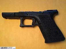 Frame Only For Sale by Armslist For Sale Custom Glock 19 Gen3 Frame Only