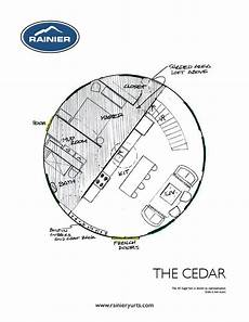 yurt house plans yurt floor plans rainier yurts in 2019 yurt home