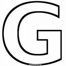 resultado de imagem molde da letra g diy alphabet templates lettering e large letters