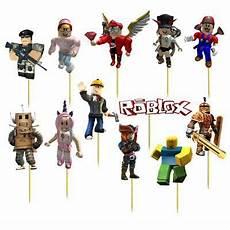 Malvorlagen Xl Roblox Xl Roblox Cupcake Cake Topper Favors Balloon Freddy