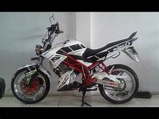 Modifikasi Motor Vixion by Modifikasi Motor Yamaha Vixion 150 New Modif