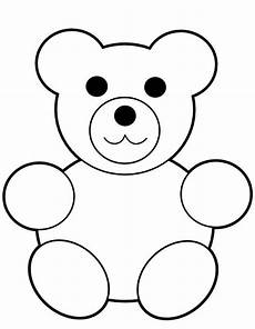 Coloriage Ourson Coloriage Dessin Teddy Drawing