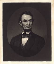 prints of abraham lincoln