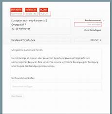 handy kündigung muster ewp handy versicherung k 252 ndigen vorlage chip