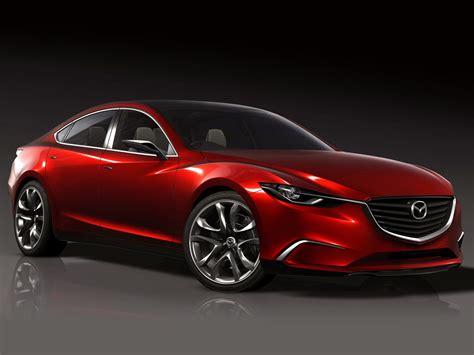 2011 Mazda Takeri Concept Japanese Car Wallpapers