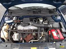 2001 Chevrolet Cavalier Ls Sedan 2 2 Liter Ohv 8 Valve 4