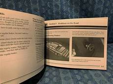 old cars and repair manuals free 1995 buick lesabre lane departure warning 1995 buick century oem original owners manual nos texas parts llc antique auto parts