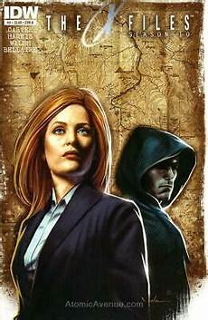 X Files The Season 10 4a Vf Nm Idw Save On Shipping