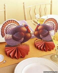 paper turkeys martha stewart