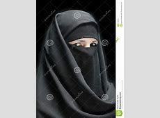 A veiled woman stock image. Image of background, mask